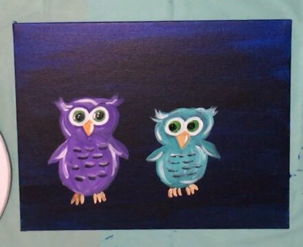 Owl Painting Owl Always Love You Step By Step Painting With Tracie Kiernan