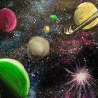 How To Paint Planets
