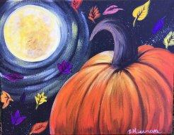 Harvest Moon Pumpkin