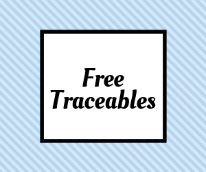 Free Traceables - Step By Step Painting