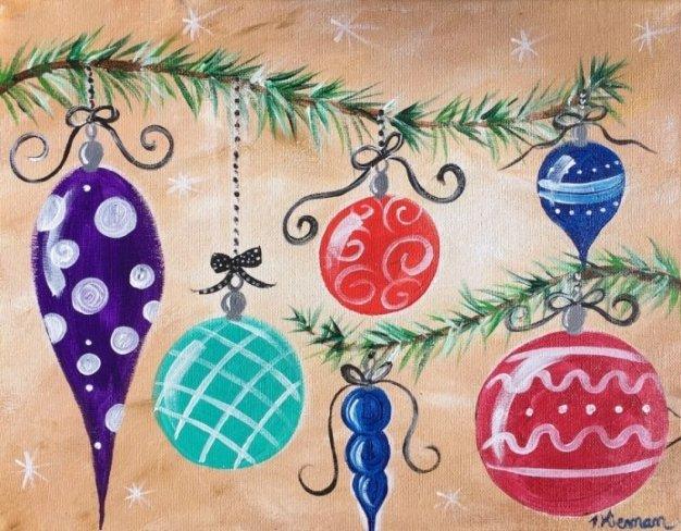 Whimsical Ornaments