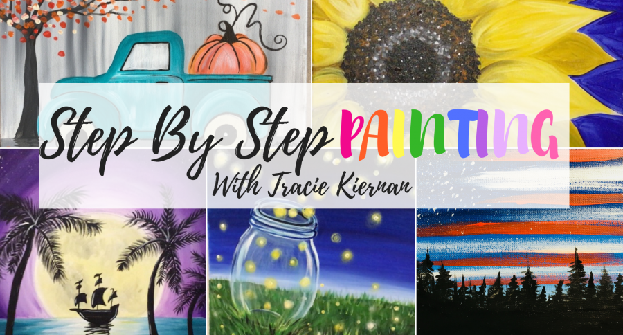 Step By Step Painting Canvas Acrylic Painting For The Absolute