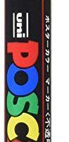 Uni Posca Fine Marker, White (PC3M.1)