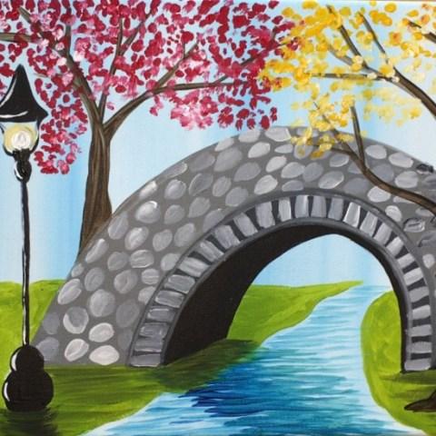 How To Paint A Bridge