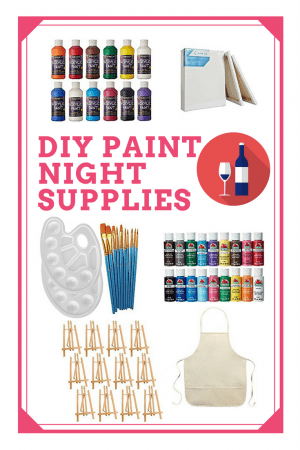 DIY Paint Party