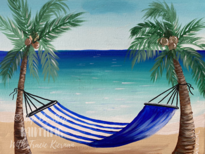 Hammock Beach Painting
