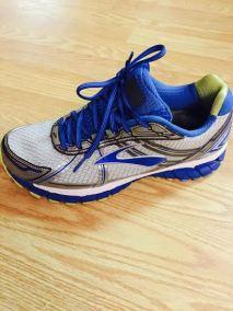 New Brooks sneakers
