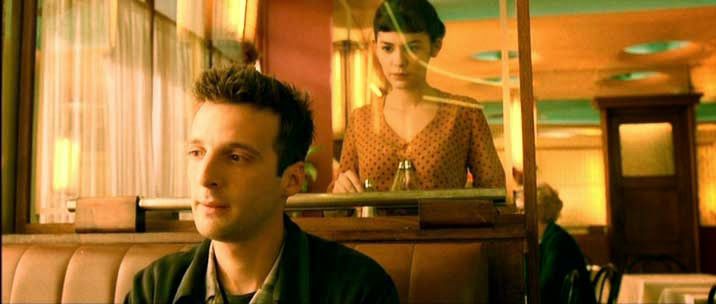 A movie still from Amelie.