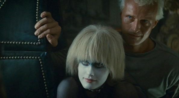A movie still from Blade Runner 1982