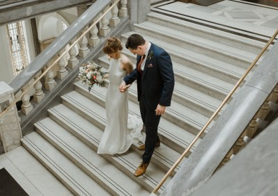 stephanie-green-wedding-photography-amy-tom-islington-town-hall-wedding-depot-n7-industrial-chic-pub-435
