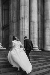 stephanie-green-weddings-marylebone-town-hall-st-pauls-cathedral-stationers-hall-dog-emma-adam-hati-buttercup-bus-vw-camper-181
