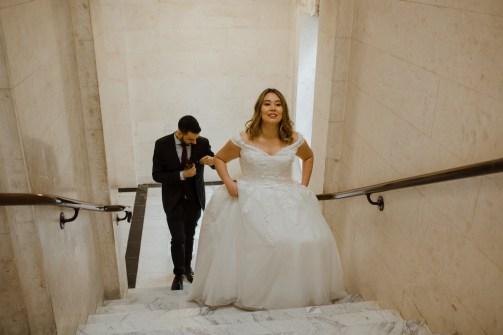 stephanie-green-weddings-marylebone-town-hall-st-pauls-cathedral-stationers-hall-dog-emma-adam-hati-buttercup-bus-vw-camper-29
