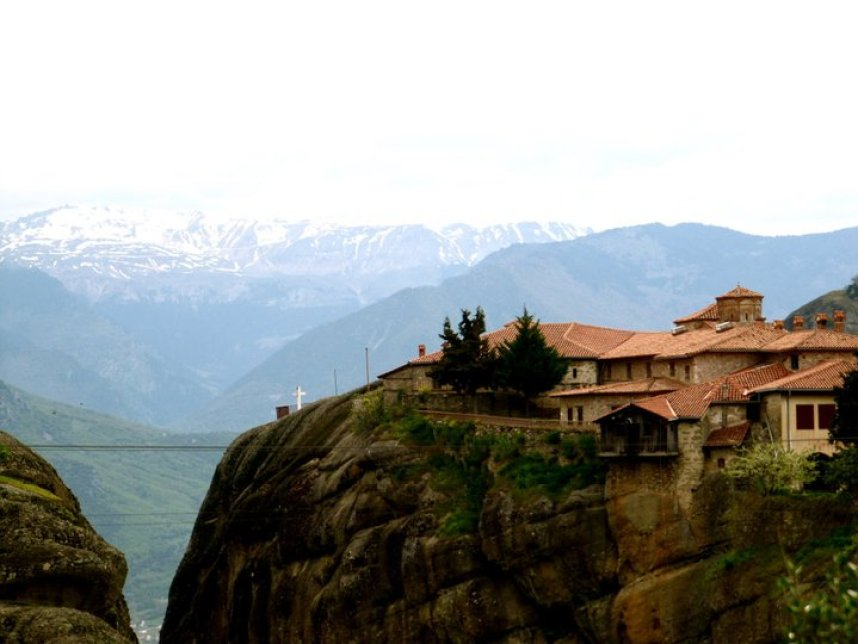 Meteora, Greece. Stephanie-spring.com