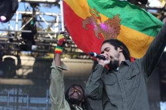Damian Marley @ Outside Lands 2010