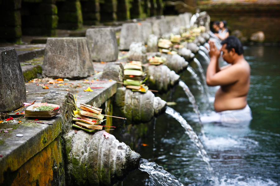 Bali spiritual healer