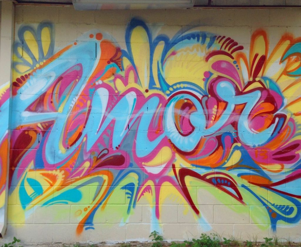 Houston Murals and Colorful Walls Guide  Stephanie Cribbs