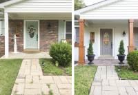 Front Porch Makeover Ideas - Stephanie Cribbs