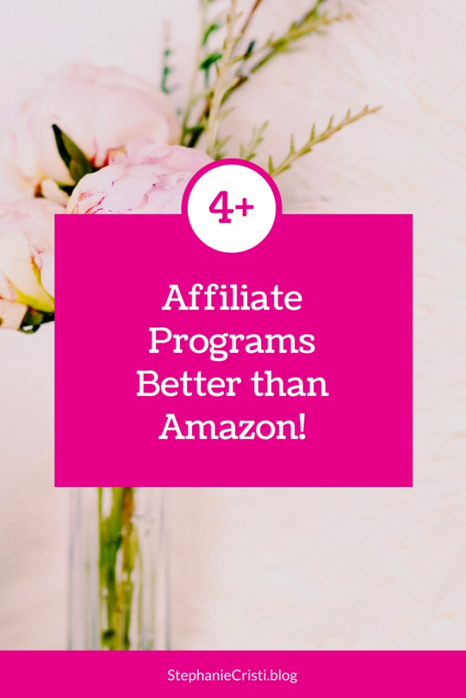 Forget Amazon Affiliate… Here's all You'll Ever Need to Monetize your Blog