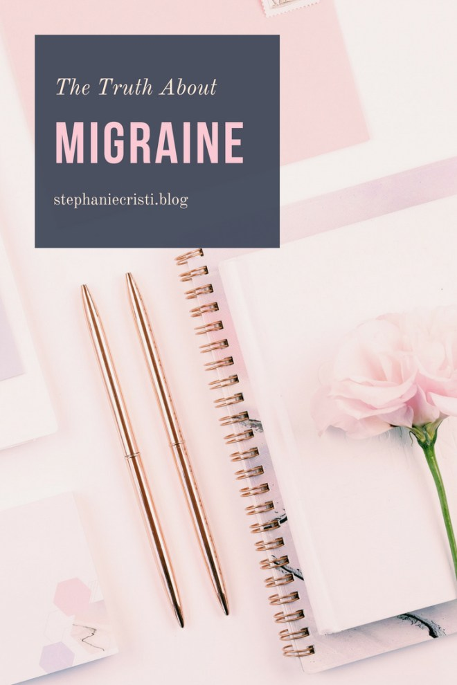 This StephanieCristi article provides resources for dealing with migraines, including a tracker for logging episodes to be discussed with a specialist.