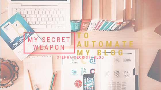 If you're a blogger looking to soften your load, you should check out how I automate my blog. With IFTTT, at lease you'll get some marketing off your plate!