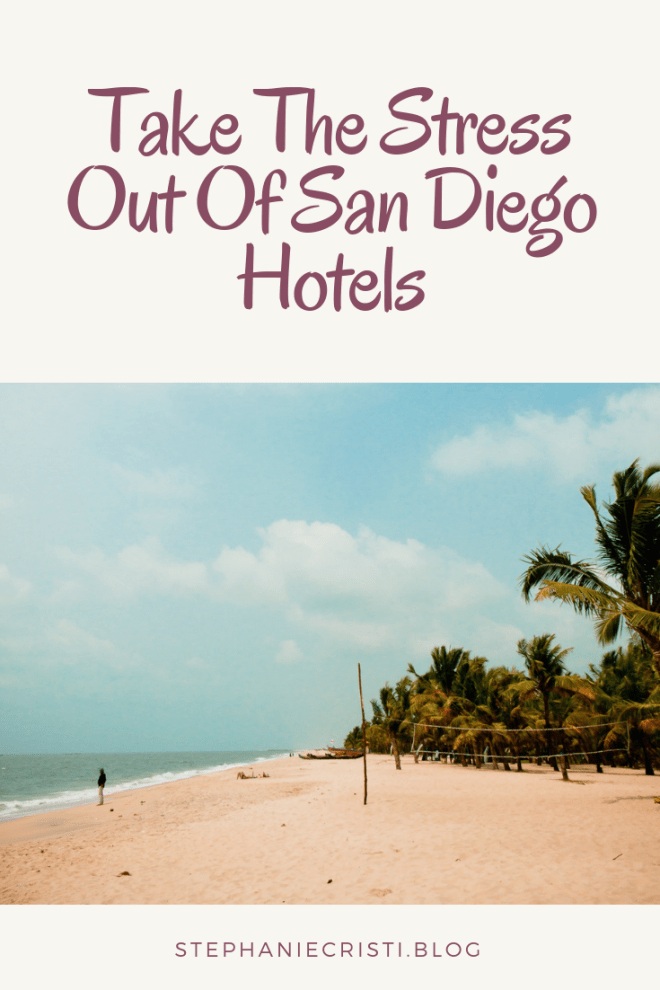 StephanieCristi shares her plans for a trip to San Diego to see her brother off on deployment. She discusses San Diego hotels and attractions to see in SD.