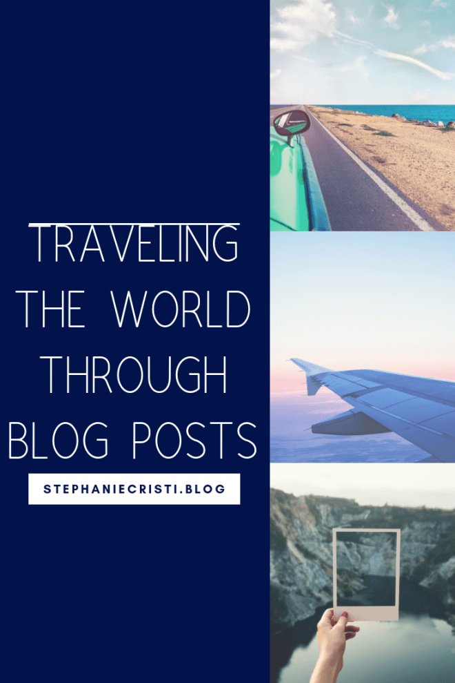 StephanieCristi shares her stories about traveling the world through GIS mapping technology. If you're planning a trip soon, be sure to check it out! #traveltips #traveltuesday #travelblogger #worldtraveler