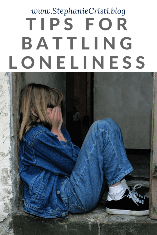 StephanieCristi offers tips for battling loneliness, particularly during the holiday season spanning from November to February. #lonely #sad #depression #selfcare #selflove