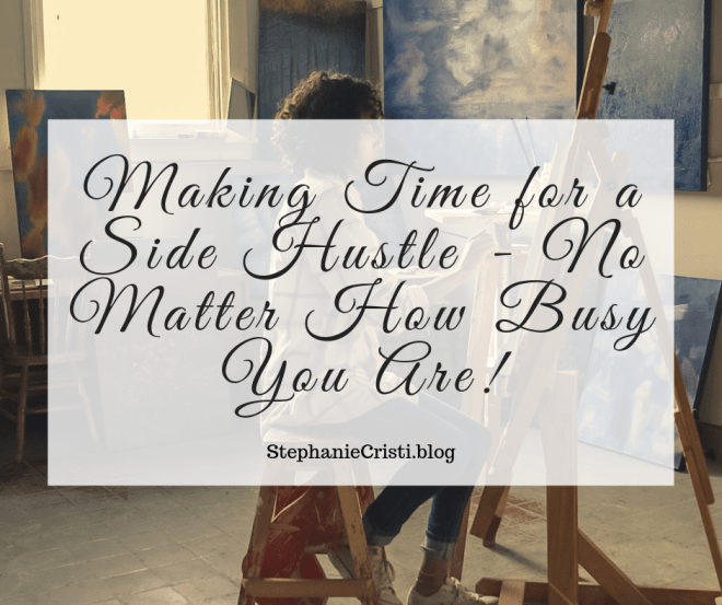 There are more freelancers and entrepreneurs than there has ever been. And while some are making their living this way full time, for many others, their side hustle is a fun way to earn some extra cash. Whether you just need some extra cash or you're trying to turn your passion into a business, it takes time and commitment to be successful. So how are you making time for a side hustle? Try out these easy-to-implement tips so you can dedicate some serious time to making your dreams into plans.