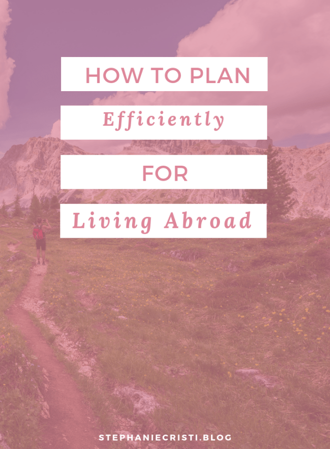 While the adventure and opportunity of moving overseas is a great one to have, it's generally not one that many people get in life. Therefore, it\'s important to remember that this is a big step and you should plan for living abroad safely and efficiently.