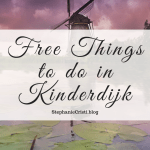 Vicariously living through her family's upcoming river cruise trip, StephanieCristi shares some free things to do in Kinderdijk, Netherlands.