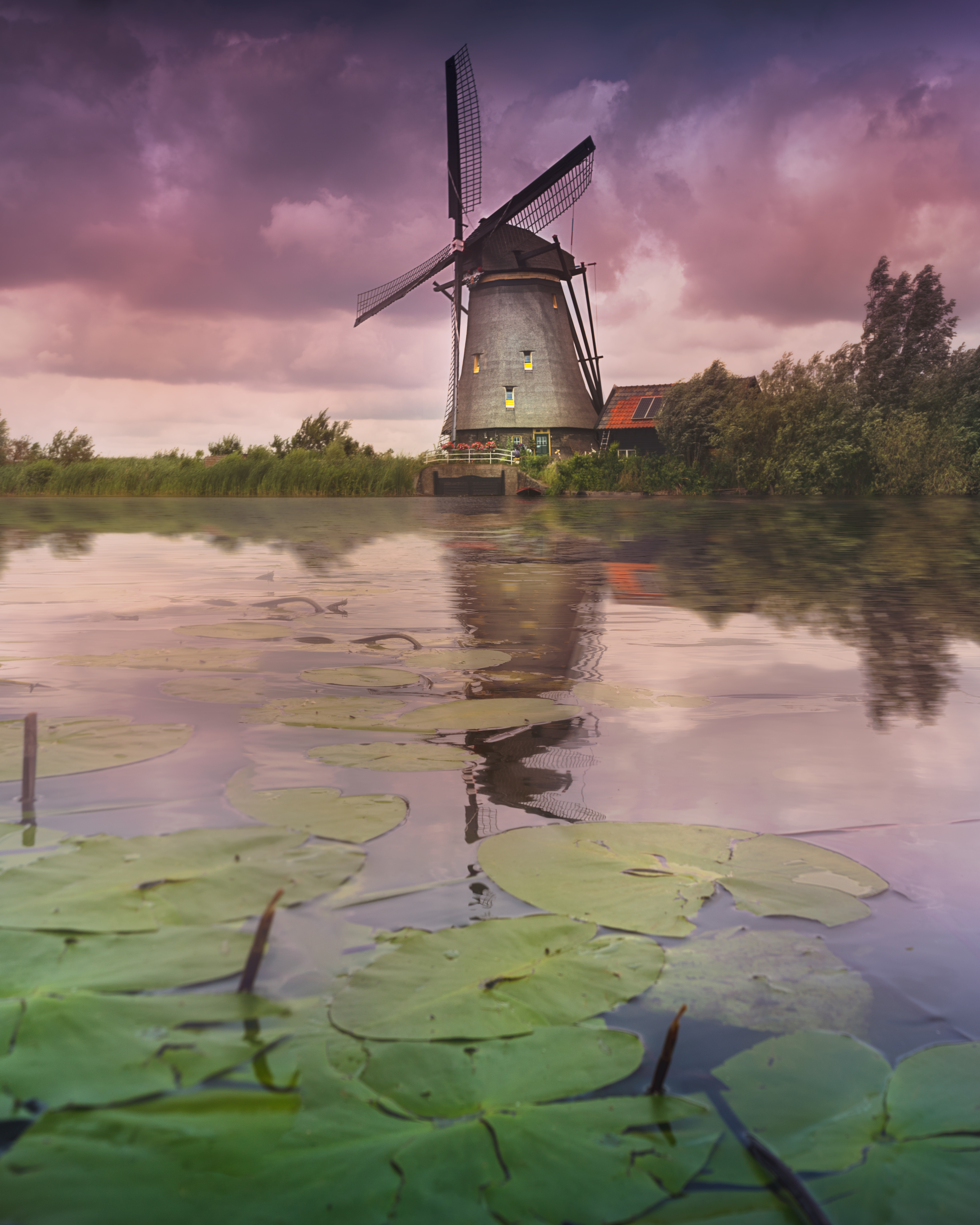 Vicariously living through her family's upcoming river cruise trip, StephanieCristi shares her top things to do in Kinderdijk, Netherlands.
