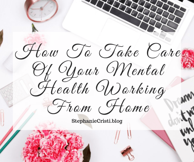 Your mental health is especially important when you're working from home. You'll likely to be on your own for most of the day, and that little amount of social contact, combined with the stresses of earning money from home can have an effect on your health. So here are 4 easy ways to take care of your mental health working from home.