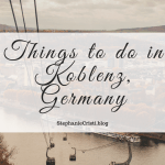 Anyone that knows me knows I'm having some serious wanderlust lately so today I'd like to talk about the best things to do in Koblenz, Germany if you want some truly unique experiences. With everything from museums, churches, cathedrals, and tours, be sure to cross at least a couple of these activities off your Germany travel list!