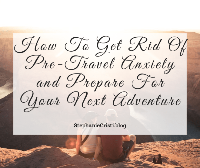 When you begin to plan an adventure in a faraway land, you're bound to get at least a tiny bit of pre-travel anxiety that can potentially end up putting you off stepping on the plane. But making the most of your exploration and ensuring that you have a positive experience is actually much easier than you might think! If you have an exciting expedition coming up read on to find out what you can do to get into the right frame of mind to have the most fun possible.