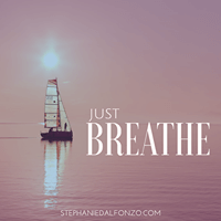 Breathe for natural anxiety relief
