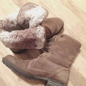 365 project 365 days of happy challenge stephanie de montigny day 27 winter boots fur repair welling west hintonburg max footwear boutique