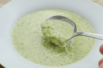 Keto-Friendly Cream of Broccoli Soup | Recipe