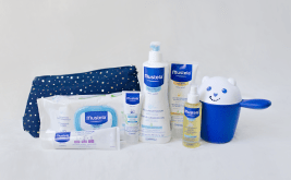 Mustela Contest Giveaway Pure Natural Newborn Photography Stephanie de Montigny