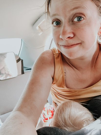 Roadtrip With A Toddler