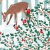 StephanieDesbenoit-poster-wildworld-whiteforest-2
