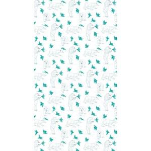 tissu_panneau_ours blanc_raccord hauteur 79cm_140x255cm