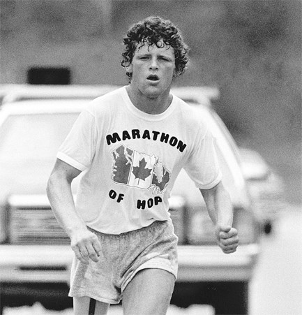 Photo tirée du site : Terryfox.org