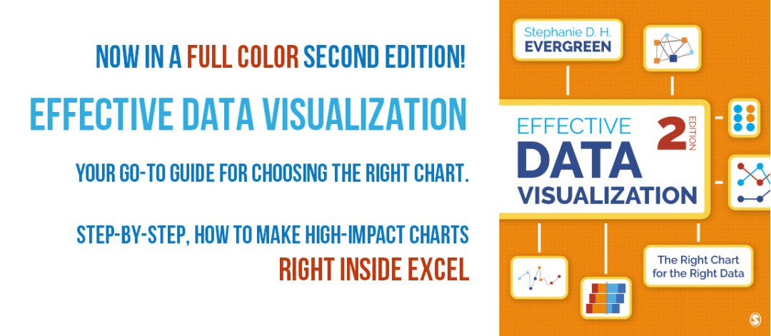 Evergreen Data | Intentional Data Visualization & Evaluation