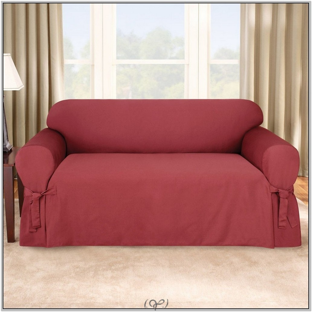 Couch And Chair Covers Decor Stylish T Cushion Sofa Slipcover For Living Room