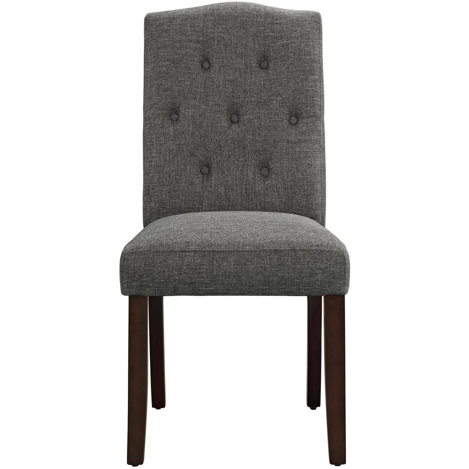 Upholstered Kitchen Chairs Dining Room Tufted Dining Chair Upholstered Side Chairs