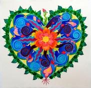 Heart Opens as a Flower