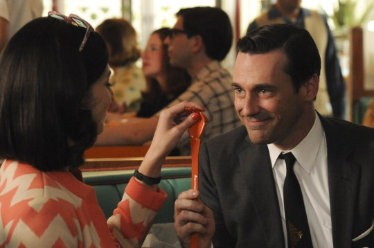 John Hamm in Mad Men
