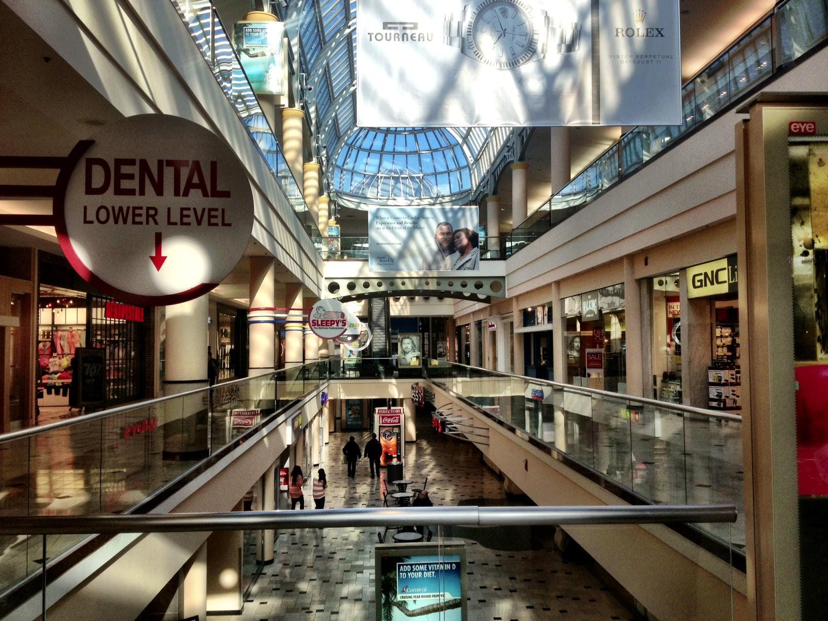 scenes from a mall  Stephanie Klein Greek Tragedy