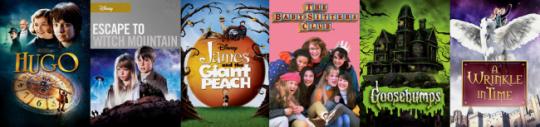 Netflix #StreamTeam Books on Film