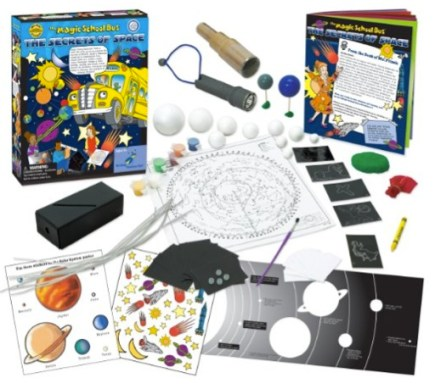 Secrets of Space Kit with Tickets to the Planetarium